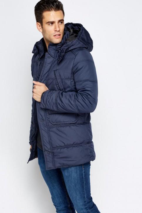 Quilted Regular Fit Coat